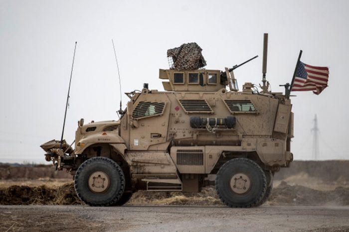 Amerika Dilaporkan Kirim Puluhan Truk Militer ke Suriah