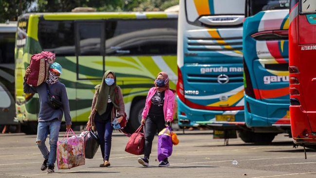 18 Juta Orang Masih Mudik, Jokowi Mengaku Kuatir