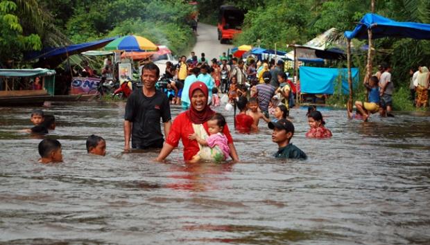 BNPB: 53 Ribu Desa di Indonesia Rawan Bencana