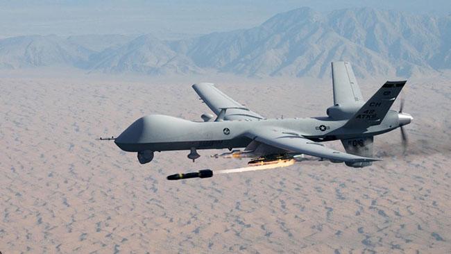 Drone Yaman Hantam Pangkalan Udara Arab Saudi