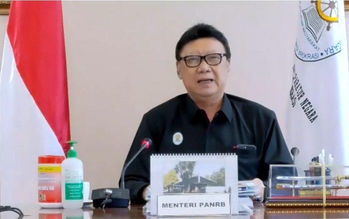 Terlibat Radikalisme, Menteri PAN RB Pecat Puluhan Pegawai