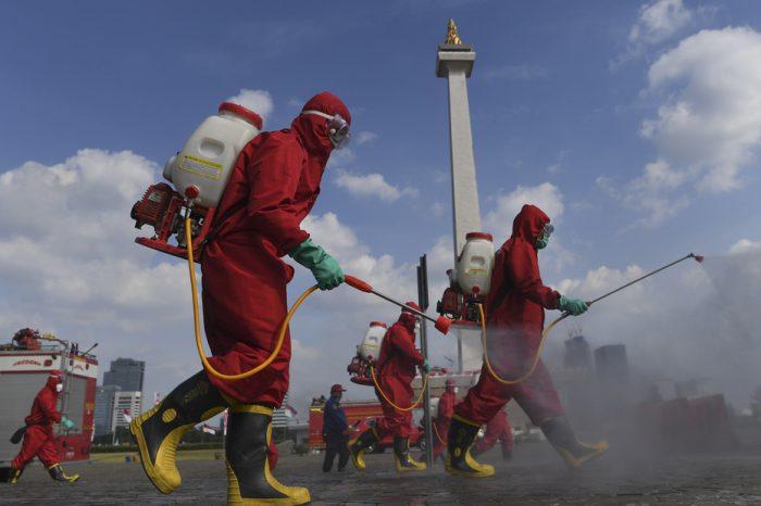 Kemenkes: Varian Covid-19 asal India Sudah Masuk Jakarta