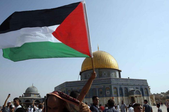 Kibarkan Bendera Untuk Kemerdekaan Palestina #2