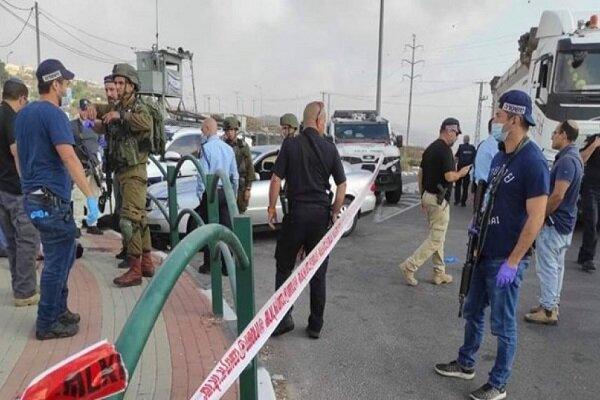 Tiga Tentara Zionis Ditembak Warga Palestina