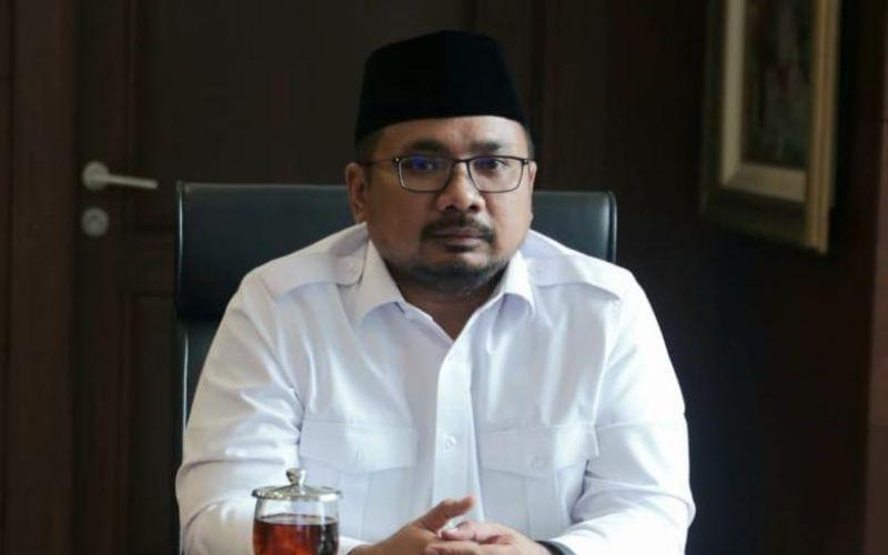 Dua Tahun Berturut-turut Batal Haji, Menag Yaqut Minta Maaf