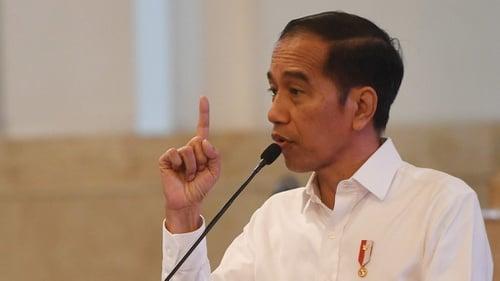 Jokowi Perintahkan Kemenkes Kerja Extra Ordinary
