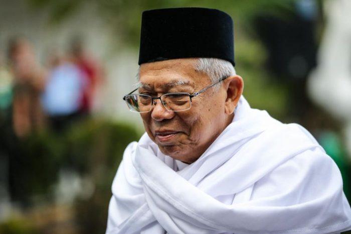 Maruf Amin: Tak Boleh Mempertentangkan Pancasila dan Agama