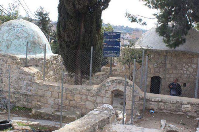Pemukim Ilegal Zionis Serang Makam Islam Kuno di Palestina