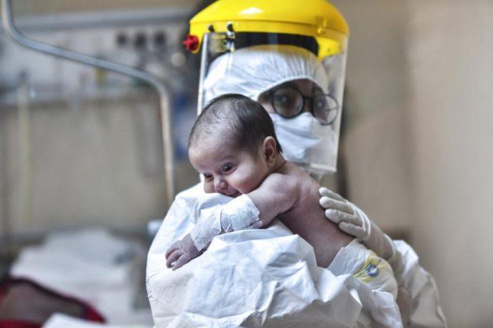 Ini Yang Harus Dilakukan Jika Bayi Terinfeksi Covid-19