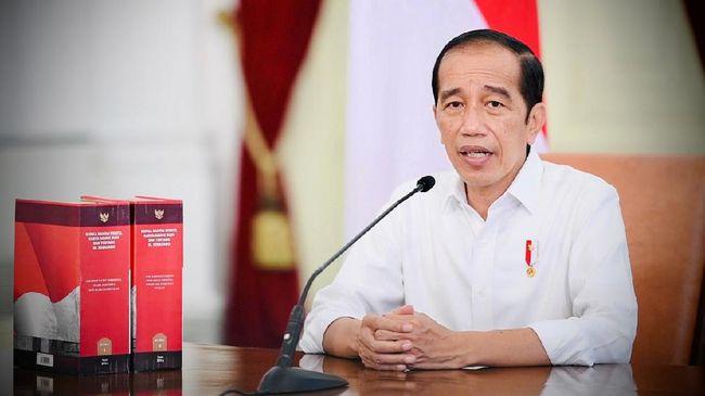 Jokowi Perintahkan Petugas PPKM Darurat Tegas Tapi Santun