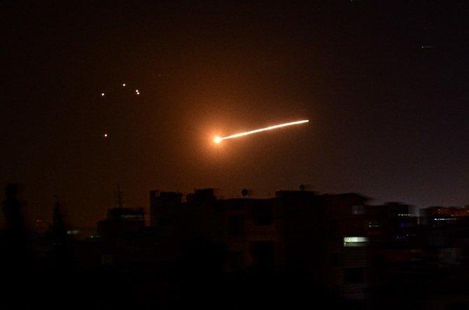 Lagi, Rezim Zionis Serang Wilayah Suriah