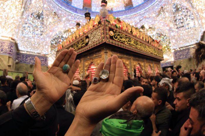 Seorang Hindu dan Acara Duka Imam Husain