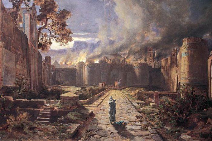 Malaikat dan Kota Sodom