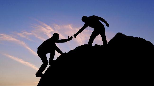 Saling Membantu dan Mengenal