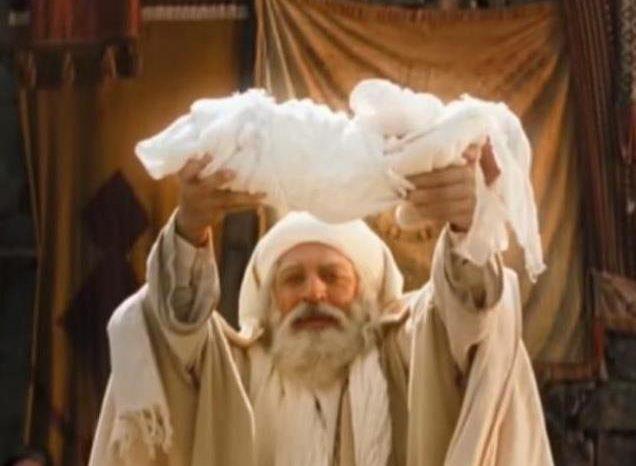 Bersama Kakek Nabi, Abdul Muthalib