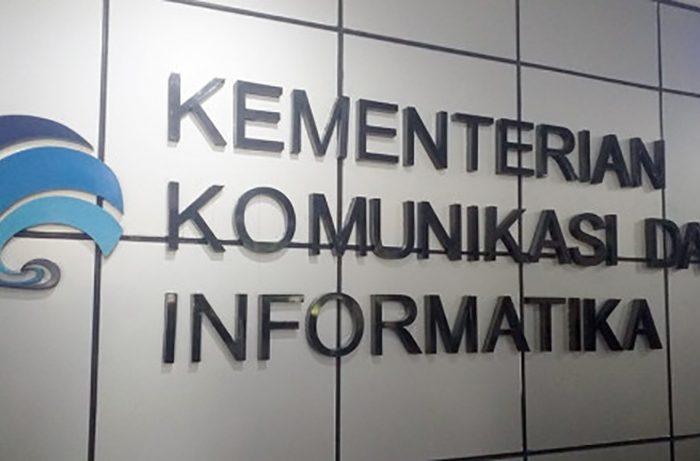 Dalam Tiga Tahun Kominfo Tangani 2,5 Juta Konten Terlarang