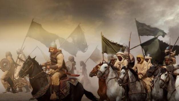 Pasukan Pertama Rasulullah