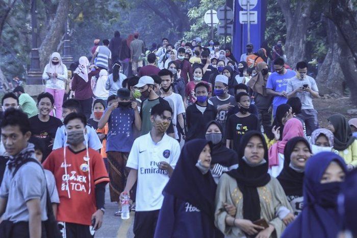Epidemiolog Sebut Pandemi Indonesia Terkendali