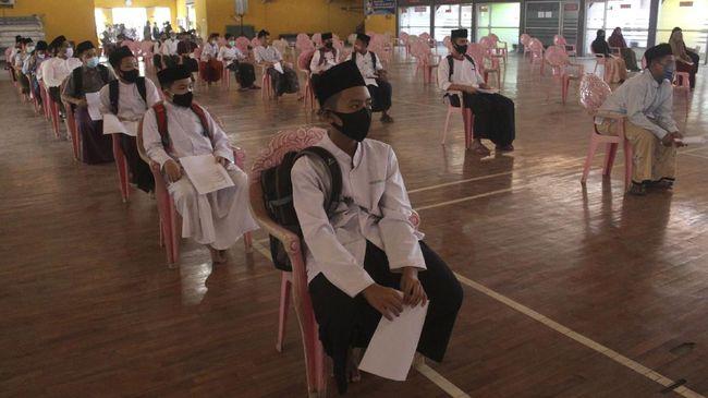 Menag: Madrasah, Ponpes, Perguruan Tinggi Keagamaan Siap PTM