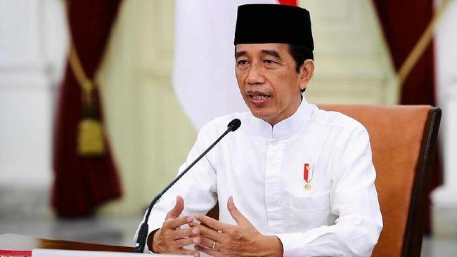 Jokowi: Ingatkan Masyarakat Pandemi Belum Berakhir