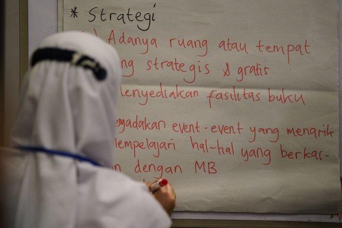 Kemenag Gelar Pelatihan Cetak Generasi Muda Moderasi Beragama