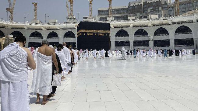 Pemerintah Masih Bahas Vaksinasi Booster Jamaah Haji